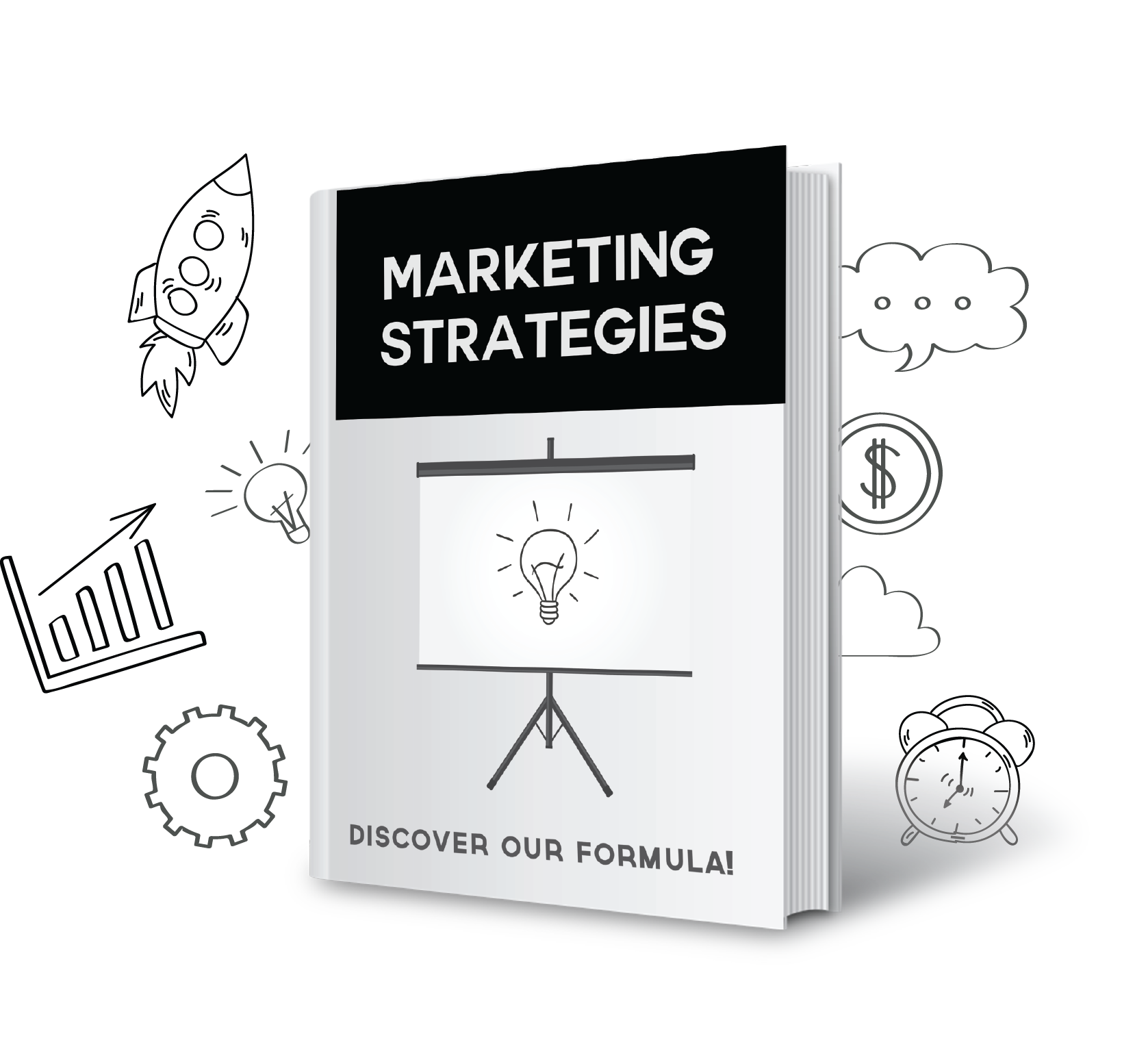 Marketing Strategies e-book that show you how to grow your business online