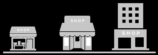 Vectorized shops