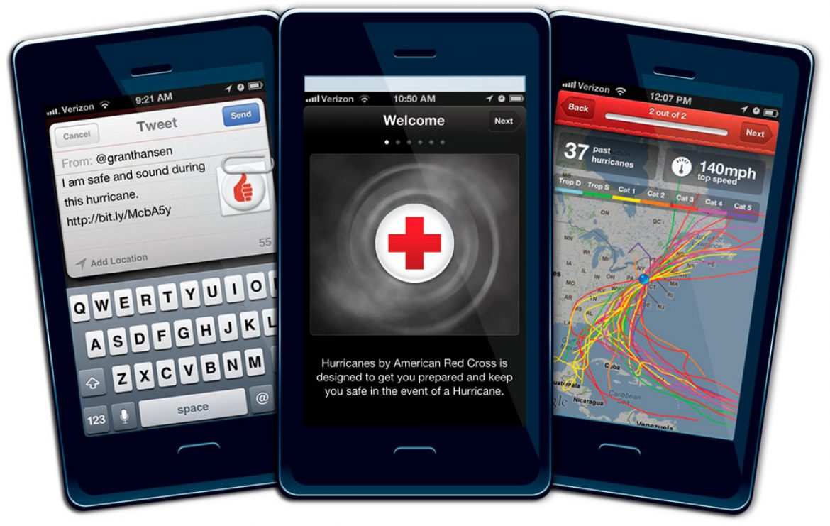 Top 5 of the best hurricane apps